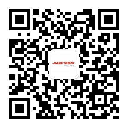 AARP WeChat QR Code